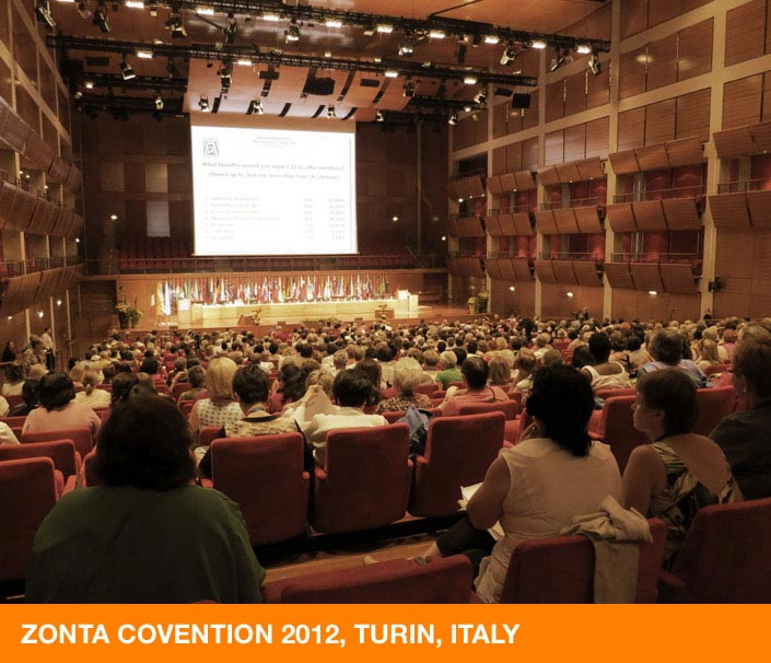 Zonta Convention 2012