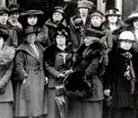 Zonta D24 History - zonta women from the past
